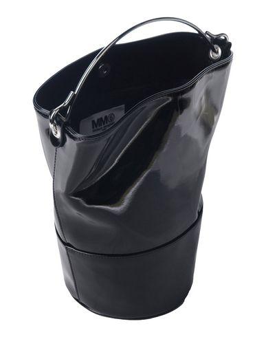 MM6 MAISON MARGIELA MM6 Black MAISON MARGIELA Handbag MM6 Black MAISON Handbag RPYw1Yq