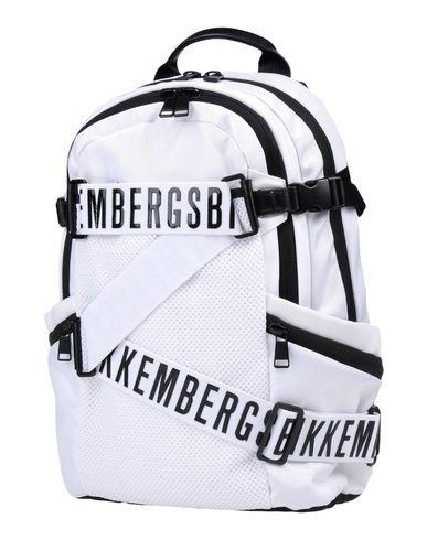 bumbag White Rucksack bumbag BIKKEMBERGS White amp; amp; BIKKEMBERGS BIKKEMBERGS Rucksack Rx18Fw