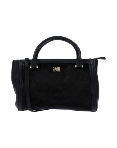 ROBERTO CAVALLI CAVALLI CLASS Handbag Black ROBERTO Handbag CLASS CAVALLI ROBERTO Black CLASS 1qtS4x77w