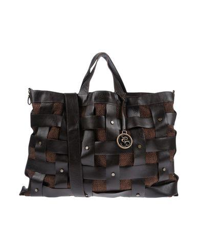 Dark brown ZEUSEDERA Handbag ZEUSEDERA Handbag xIt0wq01fZ