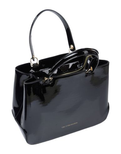 TRU Handbag TRU TRUSSARDI Black TRUSSARDI gxdW64gnq