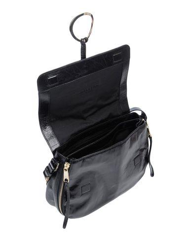 bag HERITAGE HALSTON Across Black body BxAw1YZn