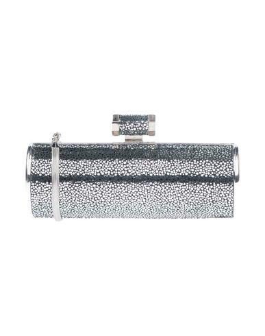 HALSTON HERITAGE HALSTON HERITAGE HERITAGE Silver Silver HALSTON Handbag Handbag 5X6FqWw
