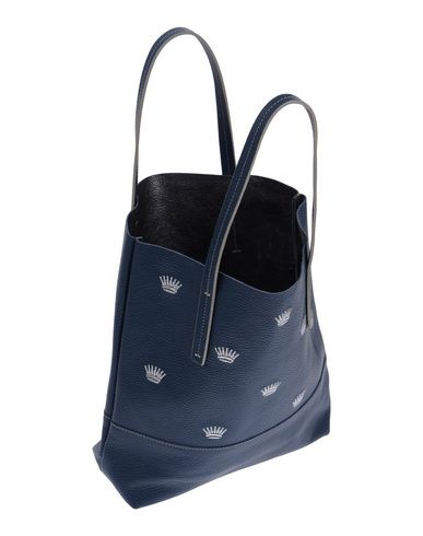 LUCCHI Slate Handbag NUR DONATELLA blue zRqw7n