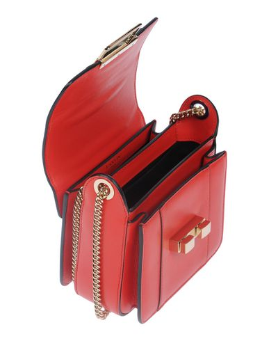 LANVIN Red bag LANVIN Shoulder bag Shoulder Red BxptYt