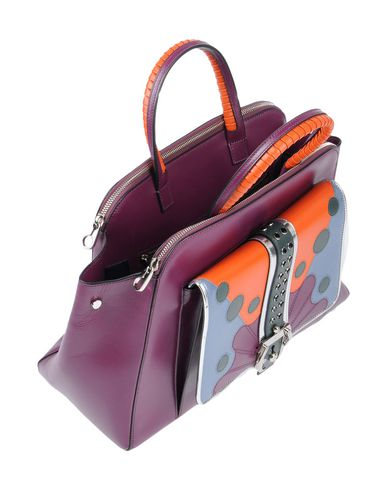 Deep Handbag purple CADEMARTORI CADEMARTORI PAULA PAULA Handbag PAULA PAULA purple Deep purple CADEMARTORI CADEMARTORI Deep Handbag Handbag w4AcZq