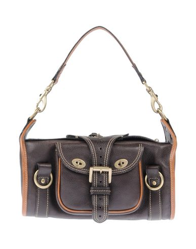 Dark Handbag MULBERRY MULBERRY Handbag brown Dark brown MULBERRY Handbag CxwO7Hq