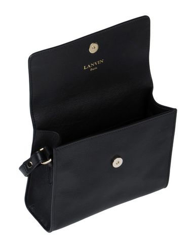 Black bag LANVIN Across Across LANVIN body P11A4qYX