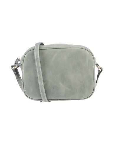 Military bag CAMPANE Across green body MANIFATTURE wfa17x7