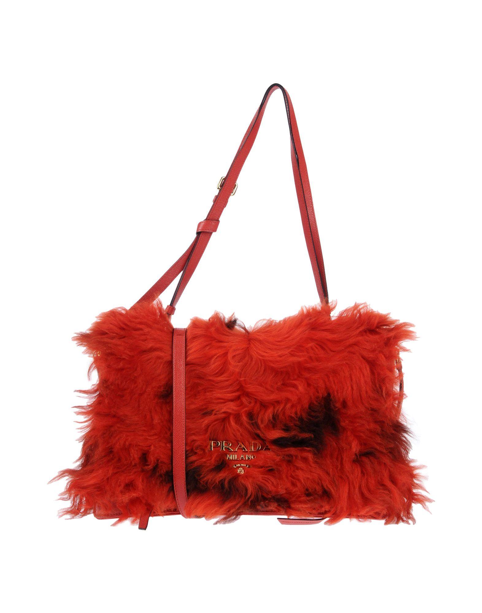 Borse Prada donna: borsette, pochette e borse firmate Prada