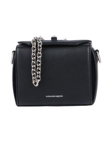 ALEXANDER ALEXANDER MCQUEEN Handbag MCQUEEN Black Handbag ALEXANDER Black MCQUEEN SUwBXq