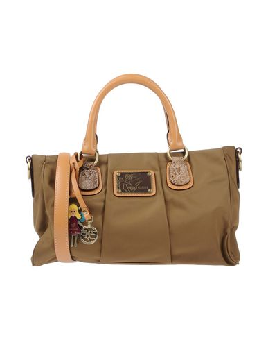 PIERO GUIDI green GUIDI PIERO Handbag Military Handbag awdS4vnH