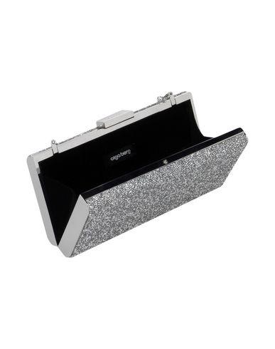 Handbag OLGA OLGA Silver BERG BERG Handbag Silver OLGA IpYTpSF