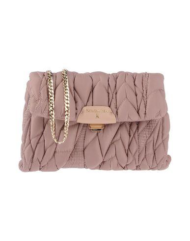 PEPE body Pastel pink bag Across PATRIZIA 4A0Fdwqv0