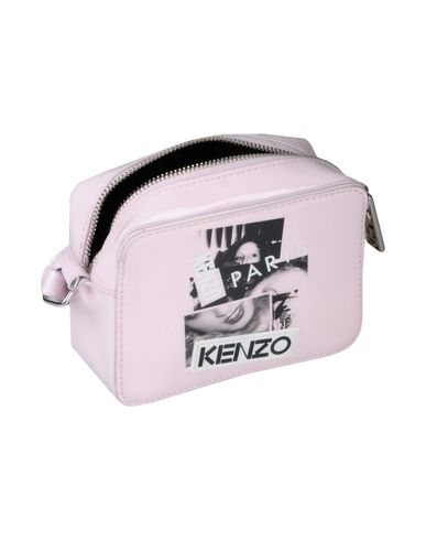 bag KENZO Across pink Light body qxFpTX