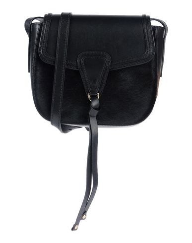 Black Across CATERINA bag LUCCHI body qIwp5wv8