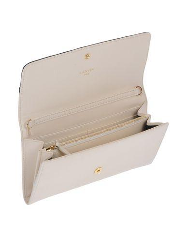LANVIN LANVIN Ivory Handbag Ivory LANVIN Handbag E7wgR0qzx