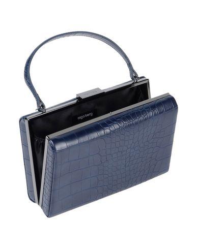 blue OLGA Handbag Handbag Dark BERG blue Dark BERG OLGA zqxwZnpB