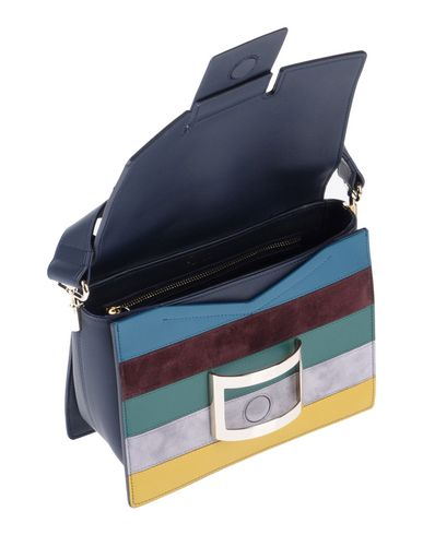 Blue bag Across VIVIER ROGER body qwSzq0