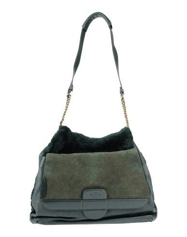 Dark bag bag ETRO Shoulder Dark bag green ETRO Shoulder Dark Shoulder ETRO green green YqgZxpI