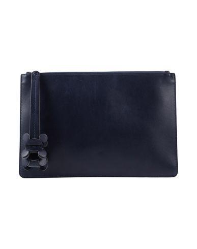 ANYA HINDMARCH Dark Handbag ANYA HINDMARCH blue HINDMARCH Dark ANYA Dark blue Handbag Handbag ax1Cwqfdx