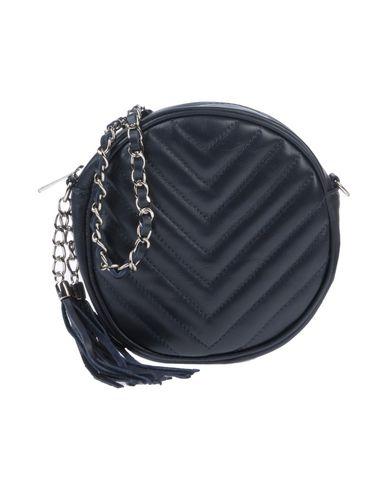 blue Handbag Dark JEAN SCHERRER LOUIS q6g0I
