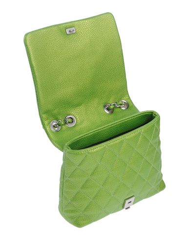 Across BY BRACCIALINI Green body TUA bag ZwY1Eq6cfS