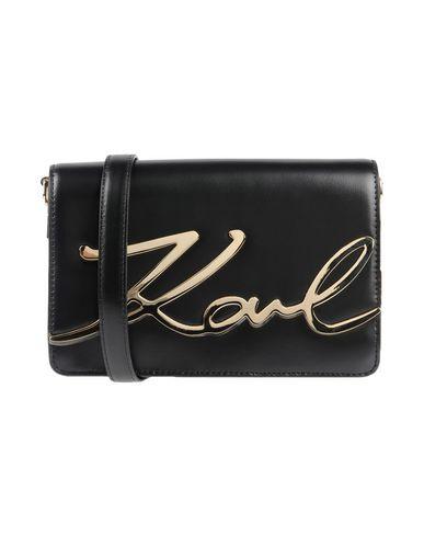 LAGERFELD KARL Black KARL LAGERFELD Handbag Zwx7gnqOfq