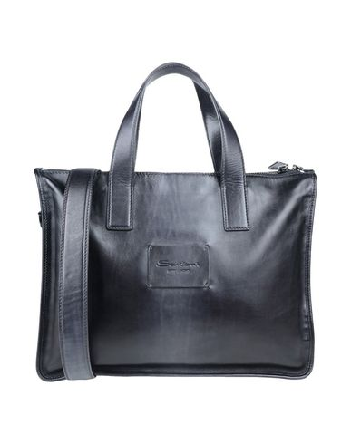 SANTONI Work SANTONI bag Black Work xfYvY