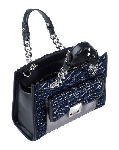 LAGERFELD KARL blue KARL LAGERFELD Dark Handbag Dark Handbag 7wq6OO