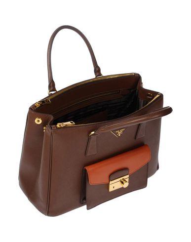 Brown PRADA PRADA Handbag Handbag x16w7