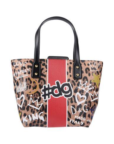 Dark DOLCE amp; brown Handbag GABBANA gSgq4