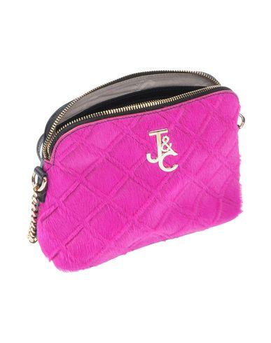 bag amp;C JACKYCELINE Across body J Fuchsia xfRqAAw