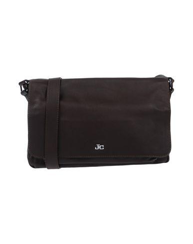 J JACKYCELINE Dark Across amp;C body bag brown OBwSgOqaf