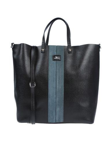 JACKYCELINE Black amp;C Handbag Black J JACKYCELINE amp;C JACKYCELINE amp;C J J Handbag Pw6qI11