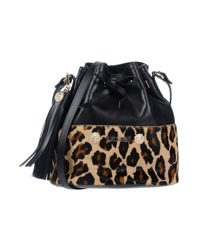 Black CAVALLI bag Across body JUST wHqnUx0q