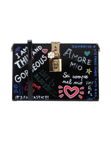 DOLCE amp; Black GABBANA DOLCE amp; Handbag GABBANA 5RYqx