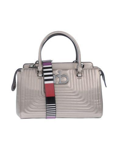 Grey Handbag ROCCOBAROCCO ROCCOBAROCCO Handbag Grey YqxpZHCwn