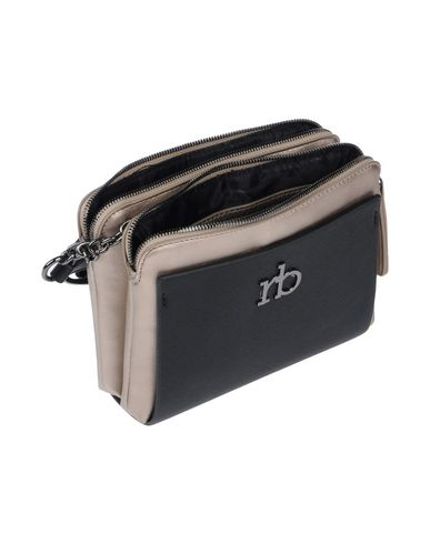 ROCCOBAROCCO bag Across body bag Black ROCCOBAROCCO body Across body Across bag Black Black ROCCOBAROCCO C5q65S7