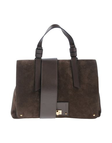 LUCCHI Dark CATERINA Handbag brown CATERINA LUCCHI Handbag 5tqwX8n