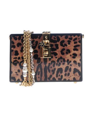 GABBANA Handbag amp; DOLCE Brown DOLCE amp; xftqwWSY1