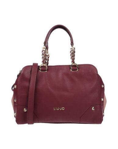 LIU Maroon LIU Handbag •JO •JO 8vvU5qTn