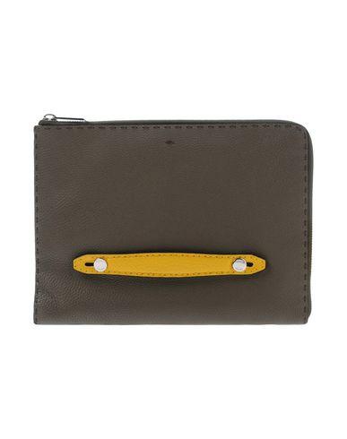 SELLERIA FENDI Handbag Handbag Khaki Khaki Handbag SELLERIA SELLERIA FENDI FENDI HqtUgU