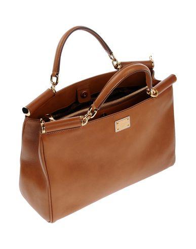 GABBANA Handbag GABBANA Tan amp; Tan DOLCE DOLCE DOLCE amp; DOLCE Tan amp; GABBANA Handbag Handbag FdAqxA