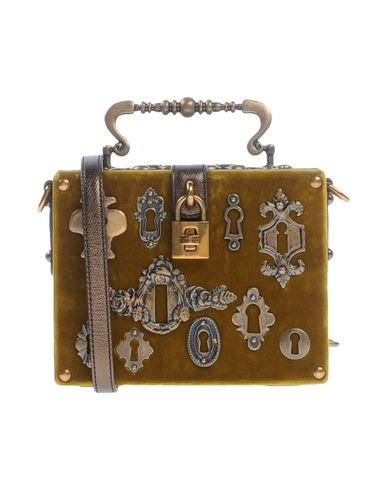 amp; GABBANA DOLCE Military green Handbag dXxxwAT