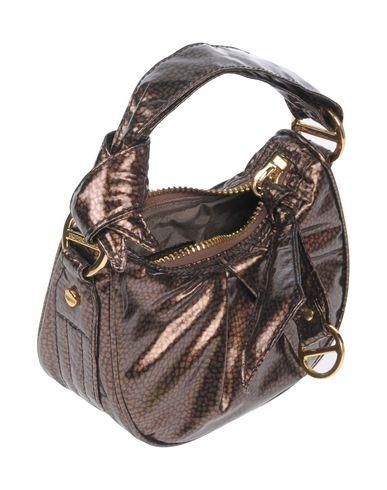 BORBONESE Dark brown Handbag brown Handbag Dark BORBONESE ZwHrpSZq