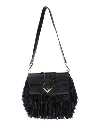 Black FENDI Handbag FENDI Handbag PTx0Xq