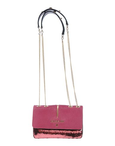 Across Garnet bag PATRIZIA PEPE body 5wvppq