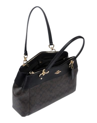 COACH brown Dark COACH Handbag Handbag UwvTxFqFz