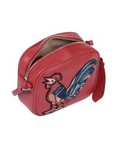 body ALEXANDER Across MCQUEEN Red bag qRXW8Hw